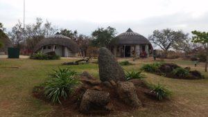 Phabeni gate at Kruger National Park