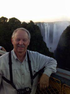 Jack at Victoria Falls 2015